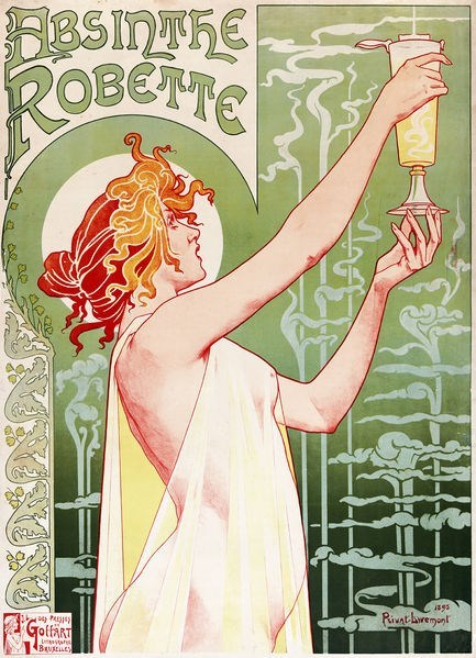 absinthe,creepy,ads,funny