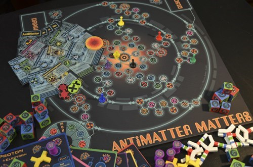 kickstarter,board games,science