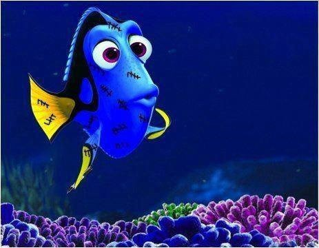 What is Dory Really Forgetting?