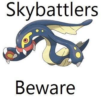 sky battles levitate eelektross - 7651997952