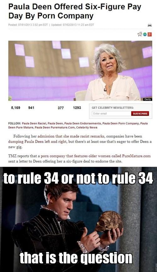 wtf,paula deen,Rule 34