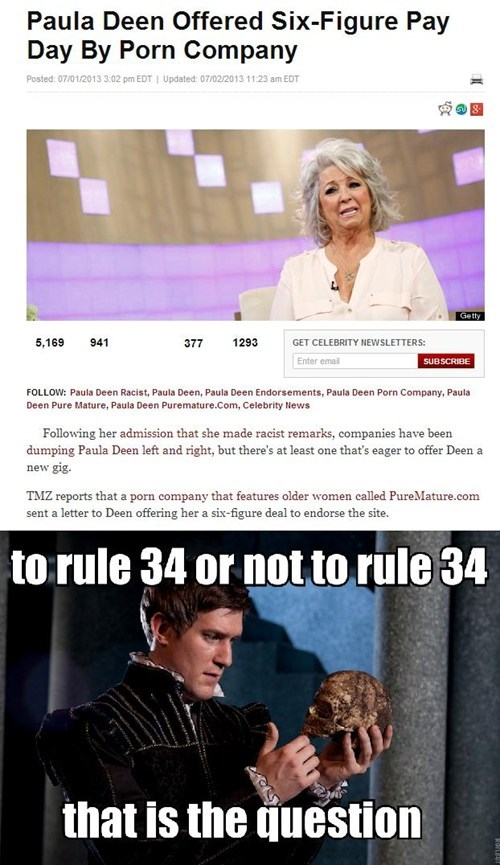 wtf paula deen Rule 34 - 7652086528