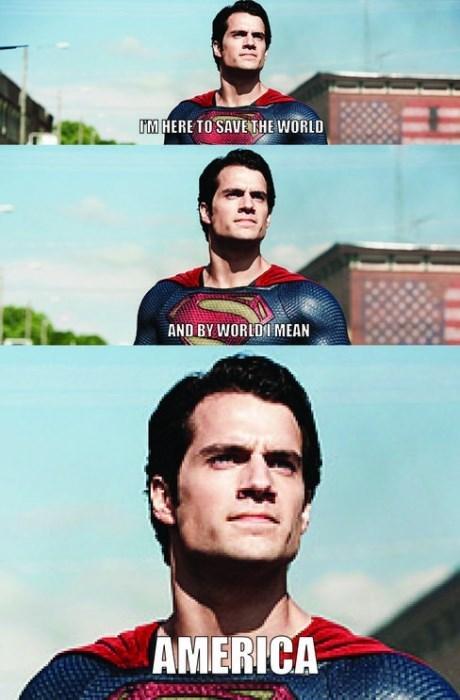 america man of steel superman - 7652091648