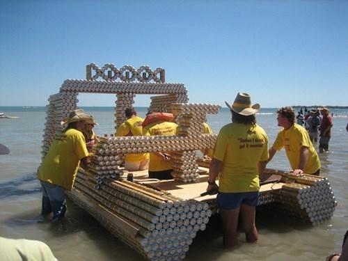 beer regatta Darwin boat funny - 7652129792