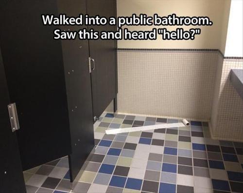 bathrooms toilet paper - 7652134912