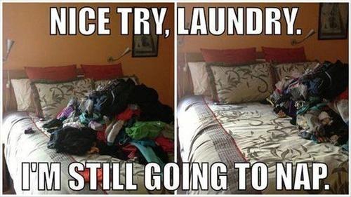 laundry IRL wrinkles