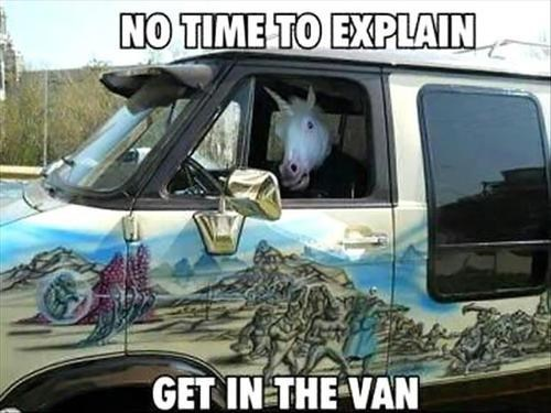 wtf,unicorns