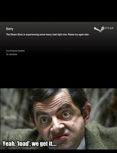 steam,mr-bean,gifs,steam sale,funny