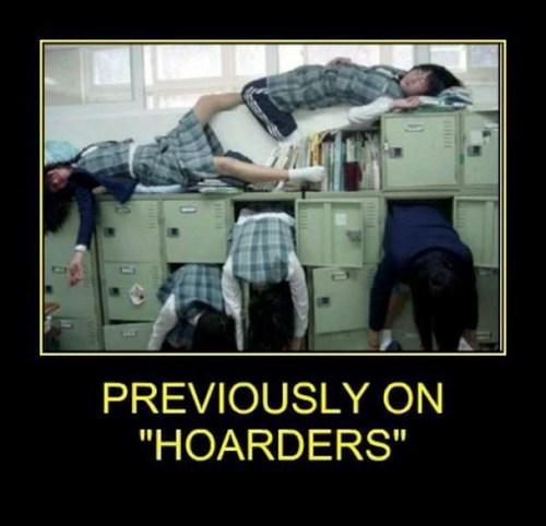 hoarders Japan funny weird - 7652365056