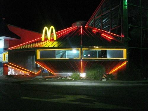 ufo roswell design McDonald's funny - 7652441344