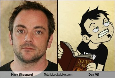 mark sheppard cartoons dan vs - 7652545536