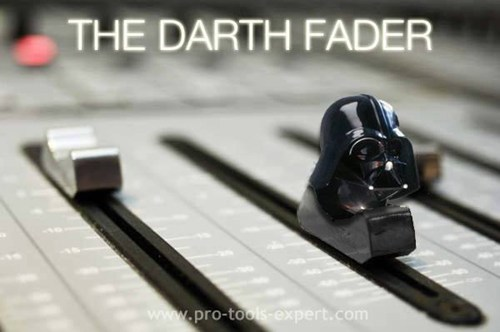 mixer console star wars darth vader Music g rated - 7652781824