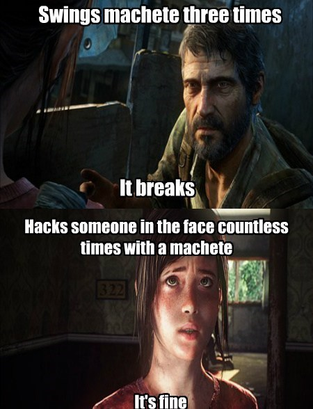 the last of us video game logic - 7653880832