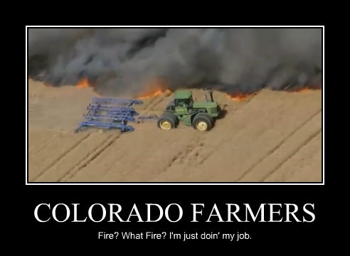 Colorado wtf fire farmers