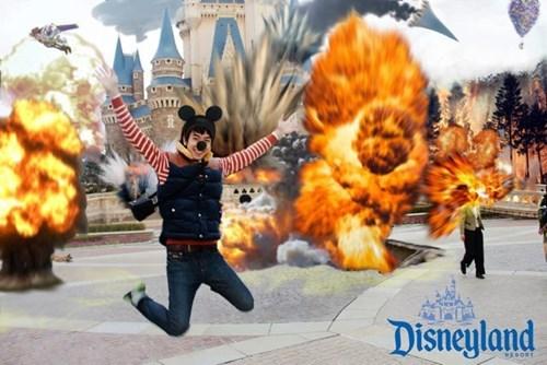 Games - Disneyland eEsosT