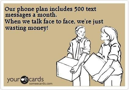 phone plans texting funny - 7654984704