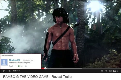 Rambo: The Game No One Wants