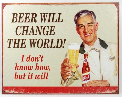 world beer sign awesome change - 7655127808