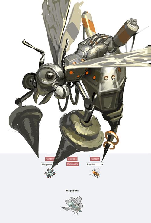 Pokémon art pokemon fusions - 7655134976