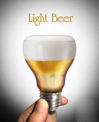 electric,funny,beer,light