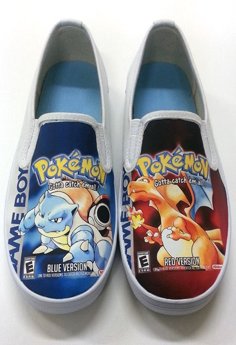 shoes Pokémon for sale - 7655214080