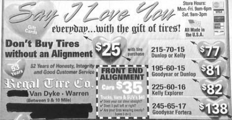 advertisement funny newspaper - 7655338752