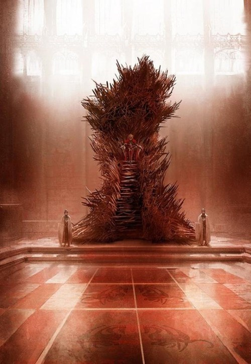 the iron throne,art,Game of Thrones