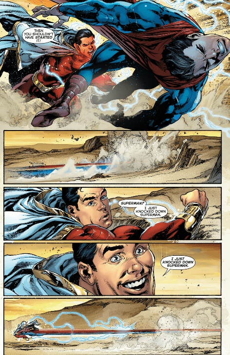 DC,off the page,superman
