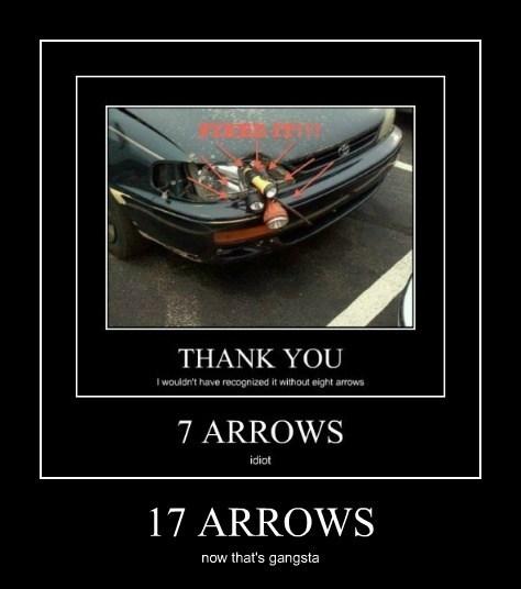 gangsta 17 dollars arrows - 7657344512
