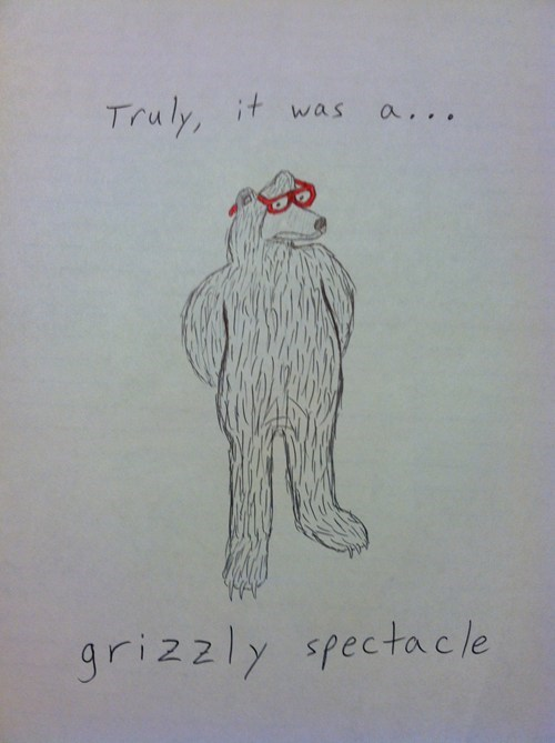 spectacles bears puns funny - 7657568000