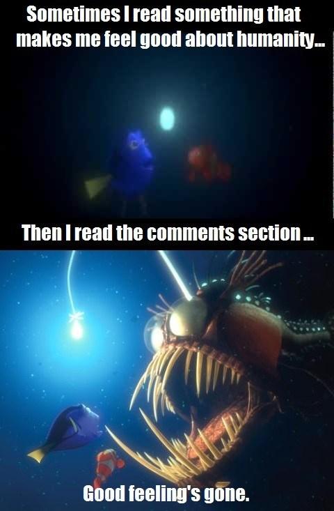 swimming pixar finding nemo - 7657767168