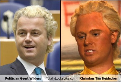 tim heidecker,totally looks like,geert wilders,funny