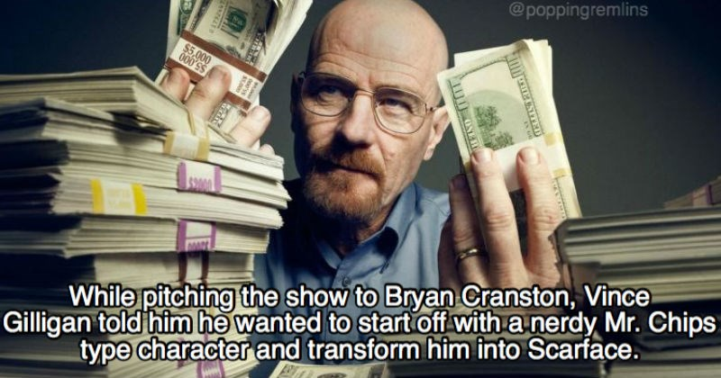 aaron paul breaking bad facts tv shows walter white fun facts - 7657989
