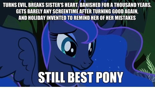 Luna is Best Pony
