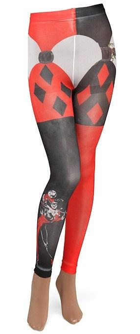 tights DC batman Harley Quinn - 7658618112