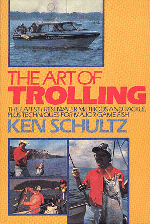 ken schultz amazon reviews books the art of trolling book - 7658657280
