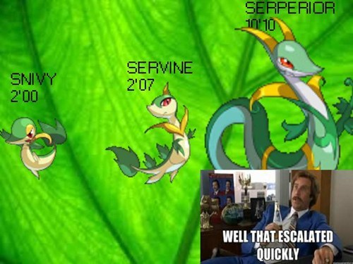 that escalated quickly grass types serperior - 7659313408