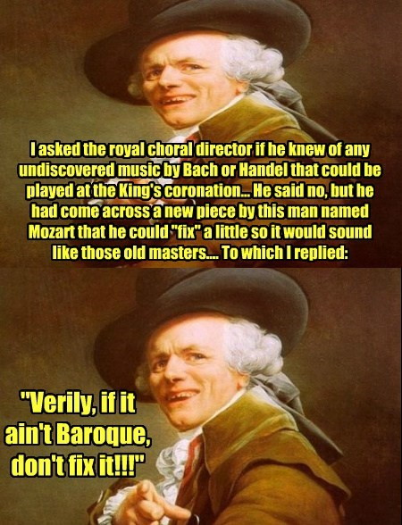 puns Bach funny classical music - 7659572992