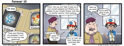 Pokémon,comics