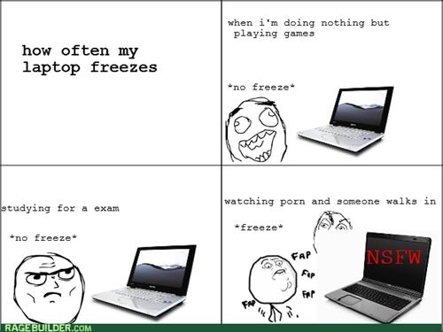 NSFW pr0n laptop - 7659740416