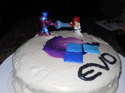 cake nerdgasm video games - 7659761408