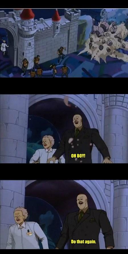 Akira,Colonel,anime,funny