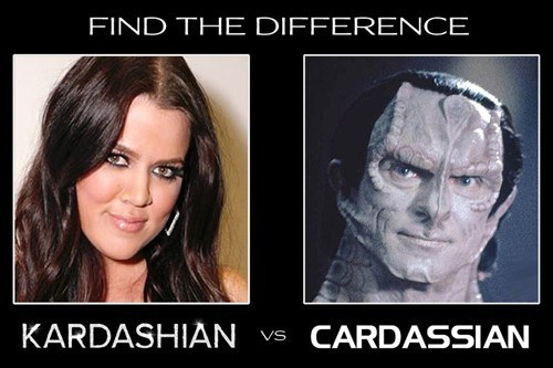 All New on Keeping Up with the Cardassians