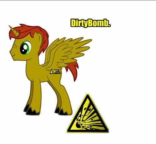 DirtyBomb.