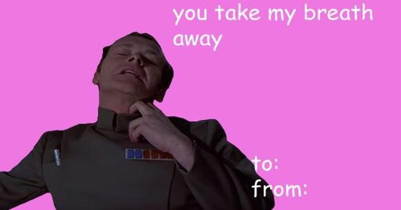 trashy valentines day cards
