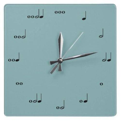 time note clock notes Music g rated - 7662438144