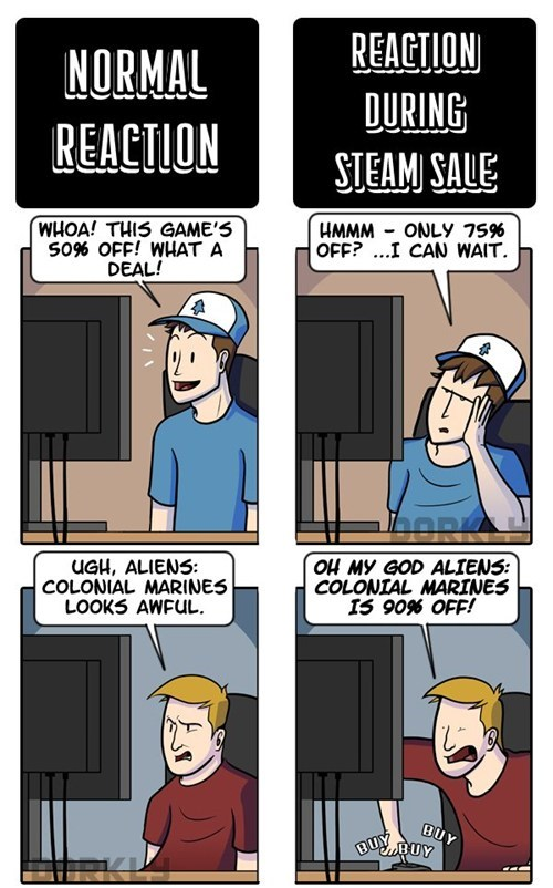 steam dorkly comics steam sales - 7664275712