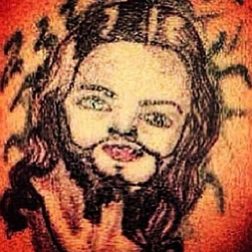 jesus bad tattoos funny derp - 7664449280