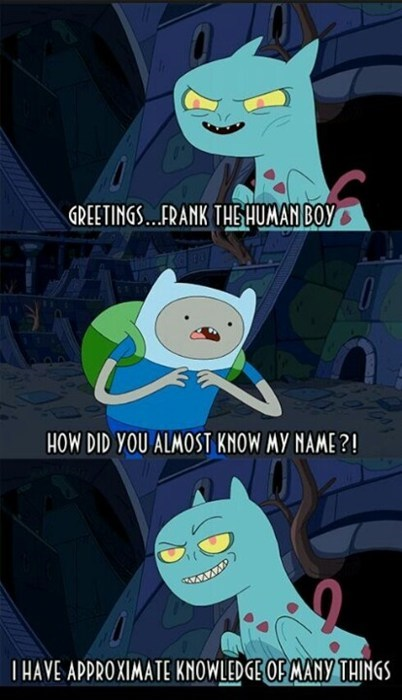 quotes,cartoons,adventure time