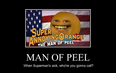 MAN OF PEEL